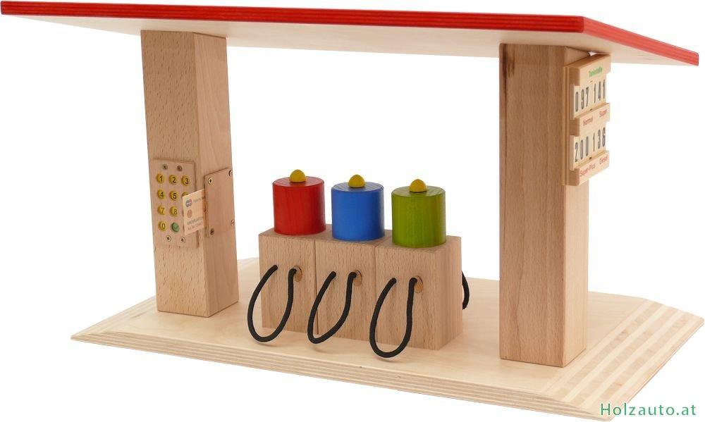 tankstelle aus holz kaufen. Black Bedroom Furniture Sets. Home Design Ideas