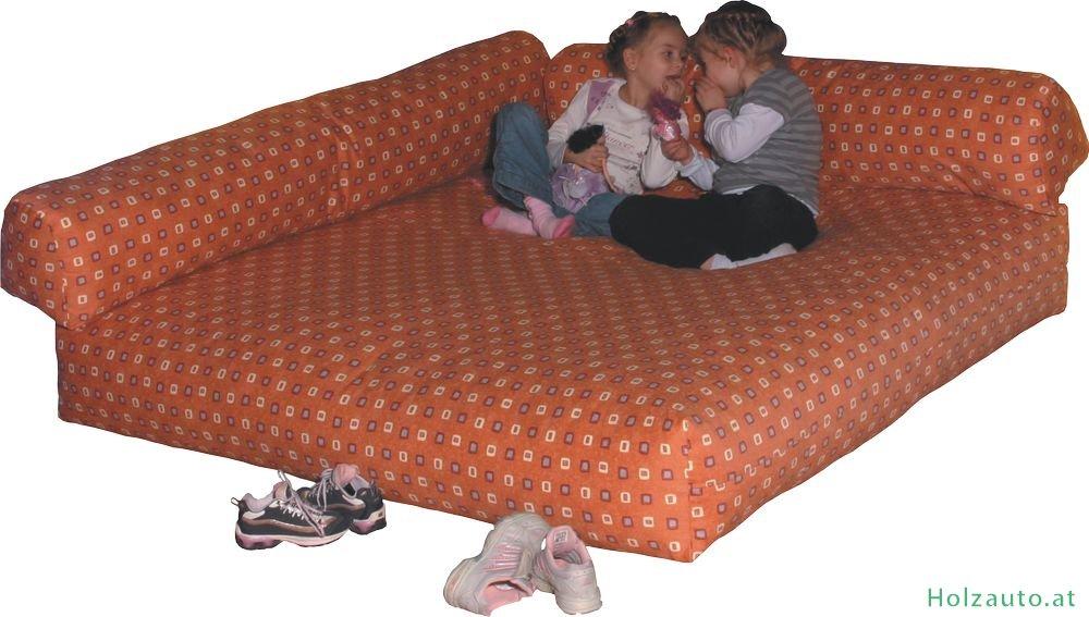 kuschelecke mit 2 rundpolstern kaufen. Black Bedroom Furniture Sets. Home Design Ideas